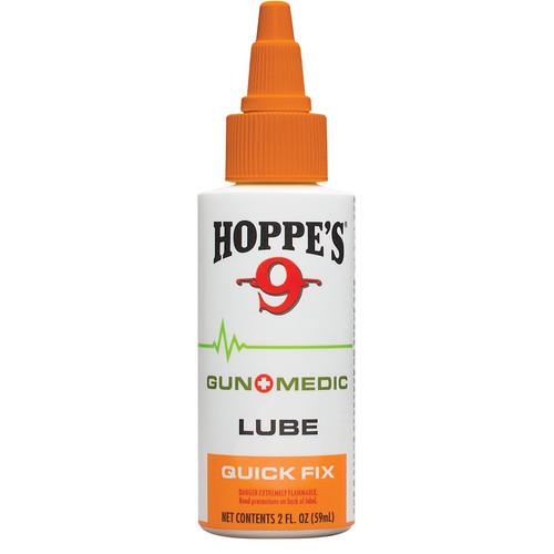 Hoppes Gun Medic Lube (2 oz Bottle)