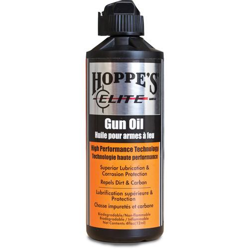 Hoppes Elite Gun Oil (4oz Pump-Spray Bottle)