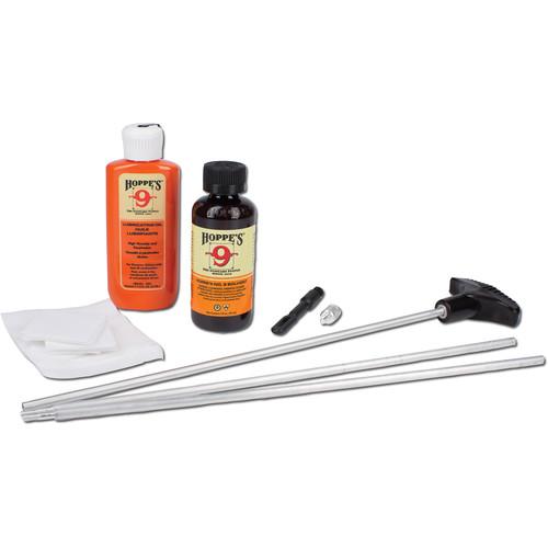 Hoppes Shotgun Cleaning Kit with Aluminum Rod (Box)