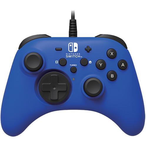 Hori HORIPAD Controller for Nintendo Switch (Blue)