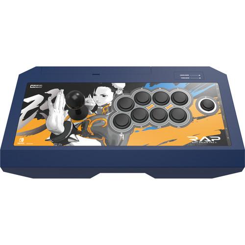 Hori Real Arcade Pro V Controller for Nintendo Switch (Street Fighter Chun-Li Edition)