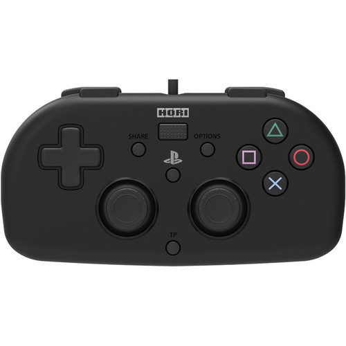 Hori Wired Mini Game Pad for PS4 (Black)