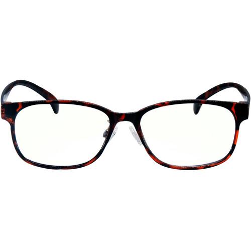 HornetTek HT-GL-B7109 Gaming Glasses with Blue Light Protection (Leopard)