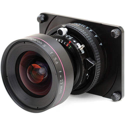 Horseman 23mm f/5.6 HR Digaron-S Lens Unit for Select Horseman Cameras
