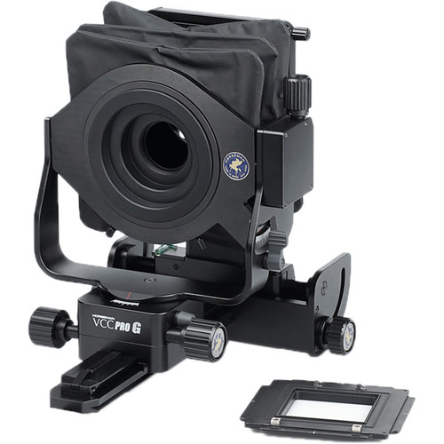Horseman VCC PRO-G View Camera Body for Hasselblad V (Normal Rail)