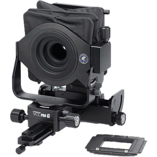 Horseman VCC PRO-G View Camera Body for Hasselblad V (Split Rail)
