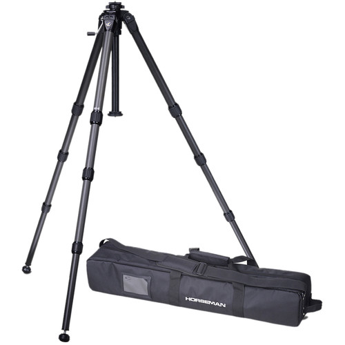 Horseman 511858 Carbon Fiber Tripod with Soft Case