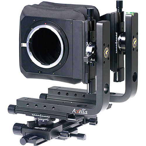 Horseman Axella View Camera Body for Mamiya 645-Mount Digital Backs