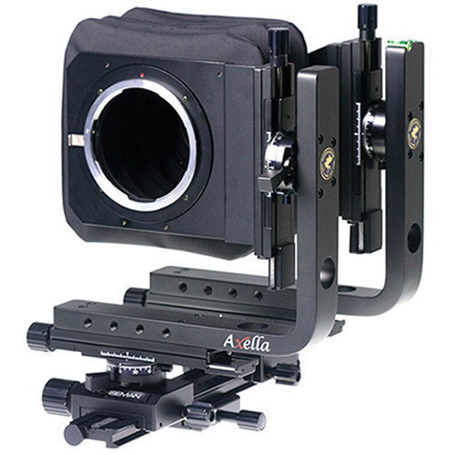 Horseman Axella View Camera Body for Hasselblad V-Mount Digital Backs