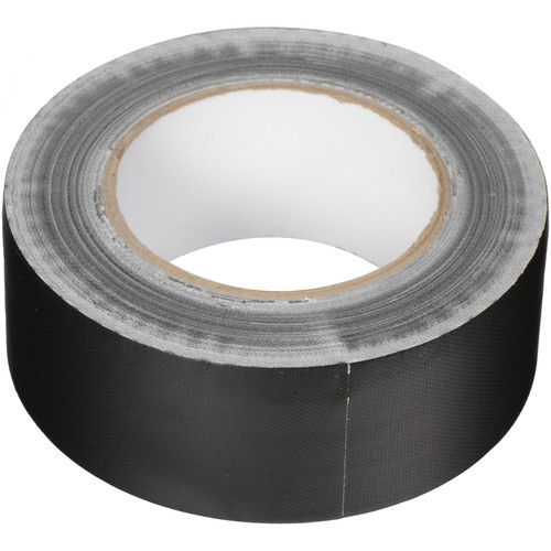 "Hosa Technology Gaffer Tape, 2"" x 30 Yards (Black)"