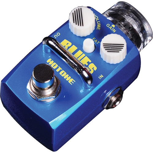 Hotone Skyline Blues Overdrive Pedal