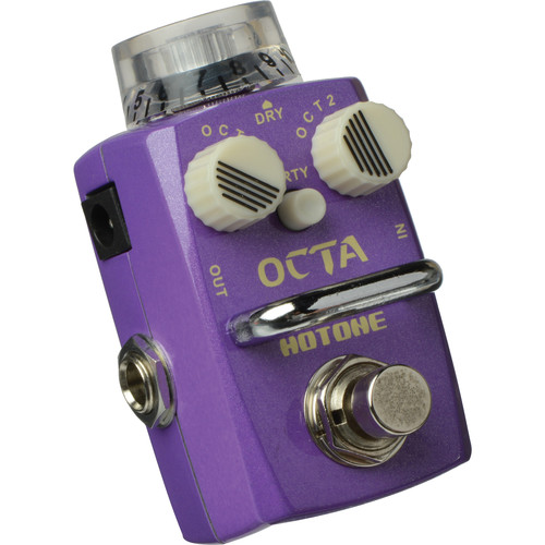 Hotone Octa Digital Octave Pedal