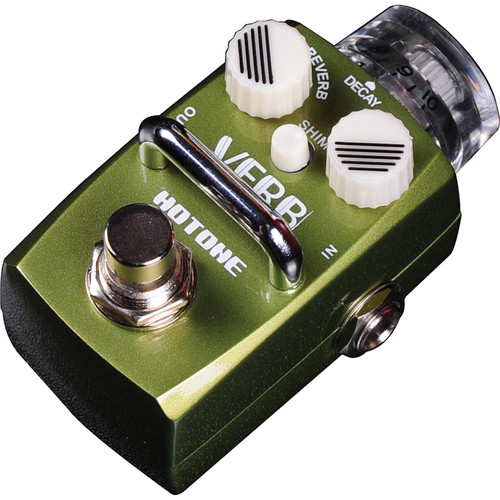 Hotone Skyline Verb Digital Reverb Pedal