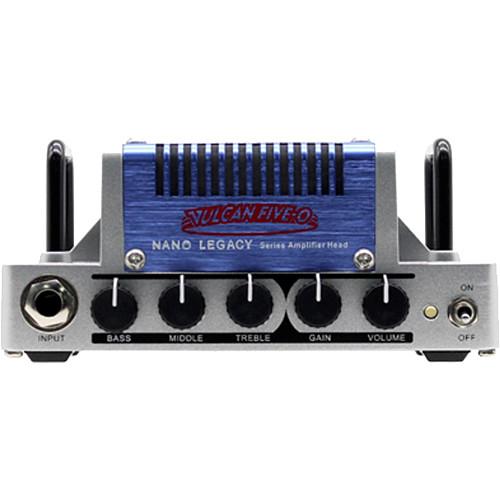 Hotone Nano Legacy Vulcan Five-O 5W Amplifier Head