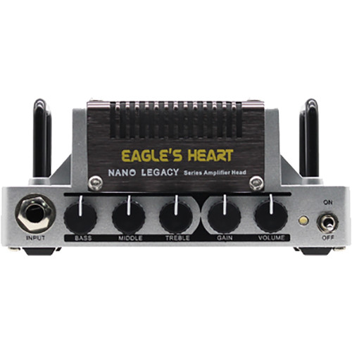 Hotone Nano Legacy Eagle's Heart 5W Amplifier Head