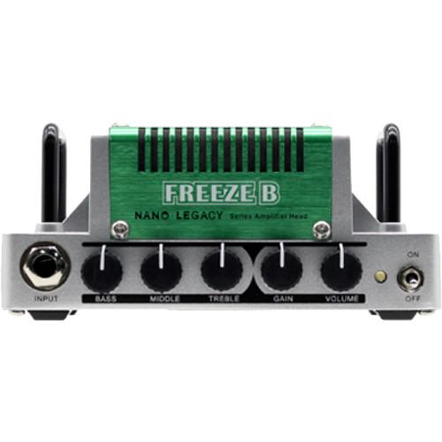 Hotone Nano Legacy Freeze B 5W Amplifier Head