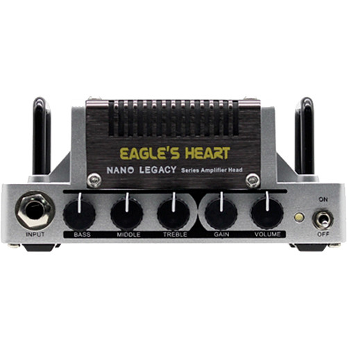 Hotone Nano Legacy Captain Sunset 5W Amplifier Head