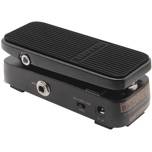 hotone bass press volume expression wah wah pedal tpbapress. Black Bedroom Furniture Sets. Home Design Ideas