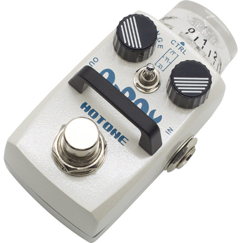 Hotone Q-Box Digital Envelope Filter with Touch-Wah & Auto-Wah Effects