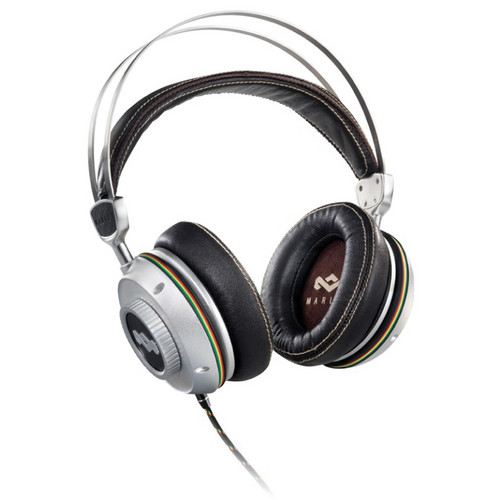 House of Marley TTR Over-Ear Noise Cancelling Headphones (Iron)