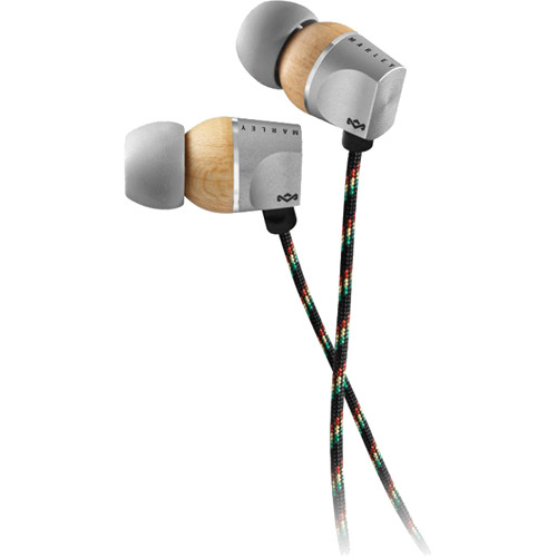 House of Marley Zion In-Ear Headphones (Mist)