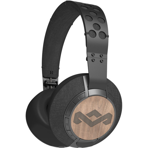 House of Marley Liberate XLBT Bluetooth Headphones (Midnight)