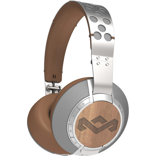 House of Marley Liberate XLBT Bluetooth Headphones (Saddle)