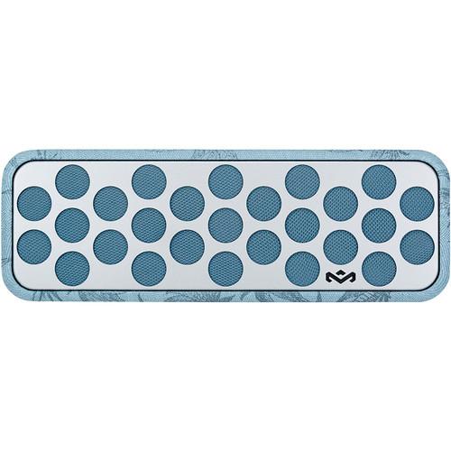 House of Marley Liberate Bluetooth Portable Audio System (Blue Hemp)