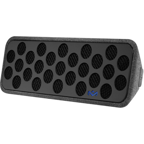House of Marley Liberate Bluetooth Portable Audio System (Midnight)