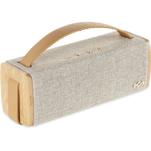 House of Marley Riddim BT Portable Audio System (Natural)