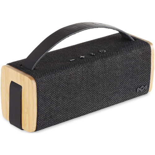 House of Marley Riddim BT Portable Audio System (Signature Black)