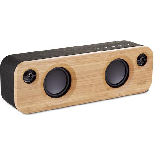 House of Marley Get Together Mini Bluetooth Speaker (Sig Black)