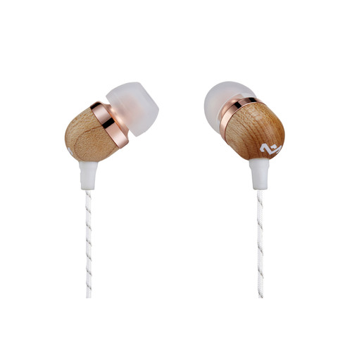 House of Marley Smile Jamaica In-Ear Headphones (Copper)