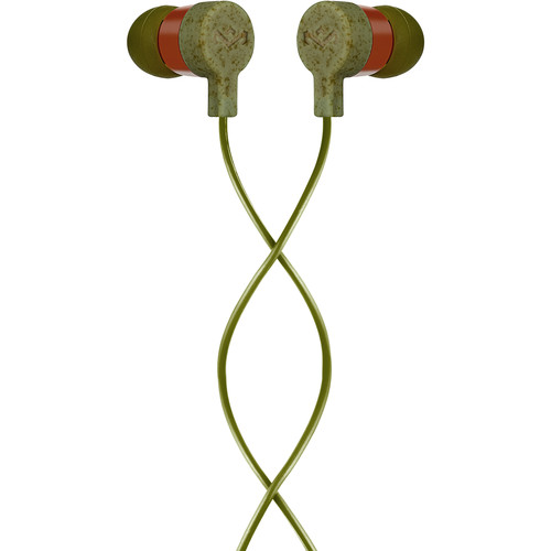 House of Marley Mystic In-Ear Headphones (Green)