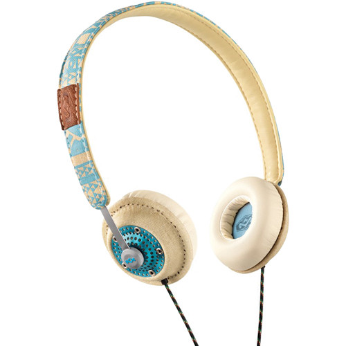 House of Marley Harambe On-Ear Headphones (Native)
