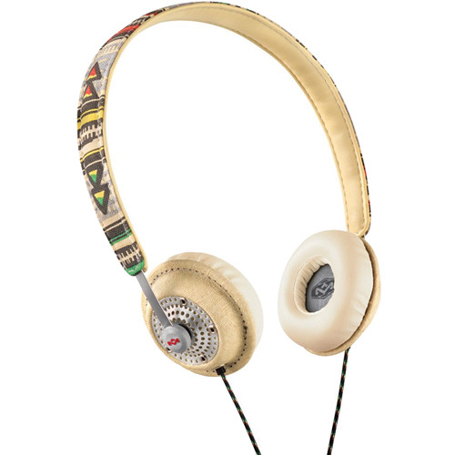 House of Marley Harambe On-Ear Headphones (Tribe)