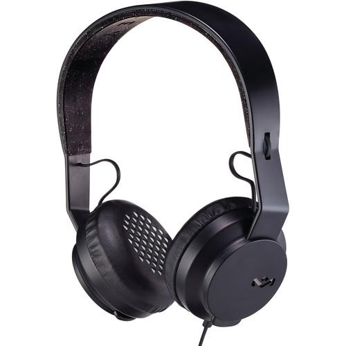 House of Marley Roar On-Ear Headphones (Black)