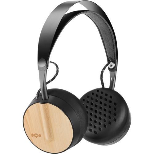 House of Marley EM-JH091 Buffalo Soldier BT Bluetooth On-Ear Wireless Headphones (Mist)