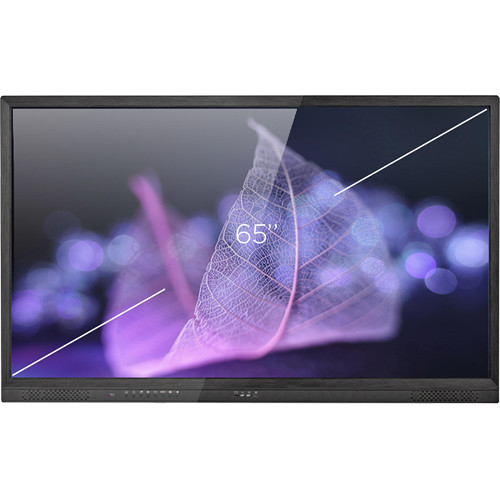 "HoverCam CenterStage 10 Series 65"" 4K Interactive Flat Panel Display"
