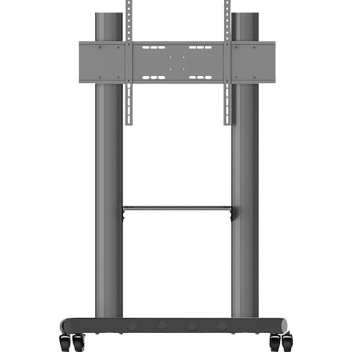 """HoverCam HCS-PT100 Fixed Height Stand On Wheels use with 65"""" - 86"""" panels"""