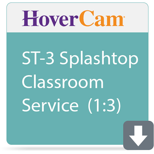HoverCam ST-3 Splashtop Classroom Service (1:3)