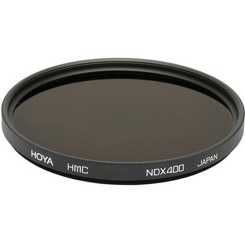 Hoya 58mm Multi-coated Neutral Density 2.7 and UV Filter Kit