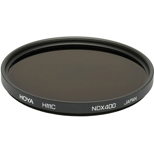 Hoya 62mm Neutral Density 2.7 and Skylight 1B Multicoated Filter Kit