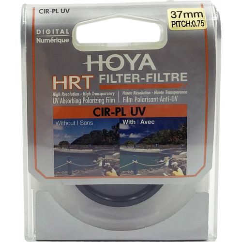 Hoya 37mm HRT Circular Polarizer UV Filter