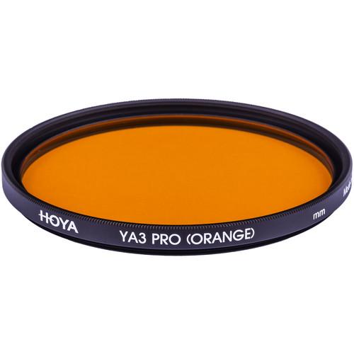Hoya 55mm YA3 Pro Orange Filter