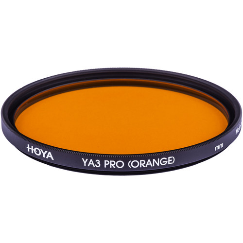 Hoya 58mm YA3 Pro Orange Filter