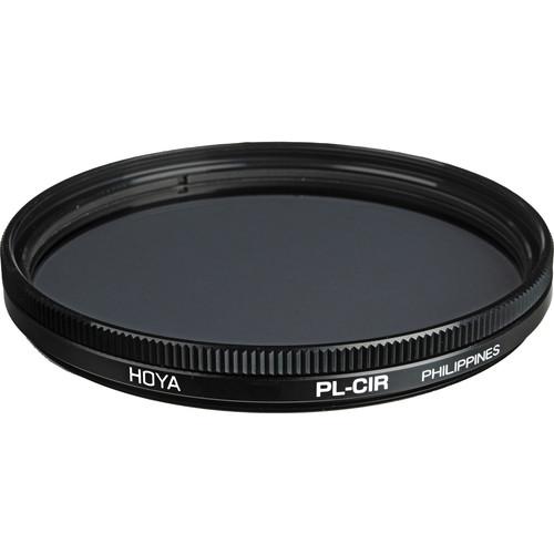 Hoya 55mm Circular Polarizer Glass Filter