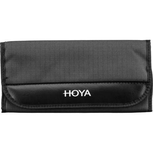 Hoya Four Pocket Filter Pouch (Up to 82mm)
