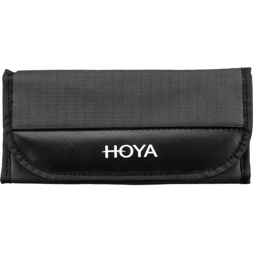 Hoya Four Pocket Filter Pouch (Up to 58mm)