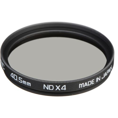Hoya 40.5mm HMC Solid Neutral Density 0.6 Filter (2 Stop)
